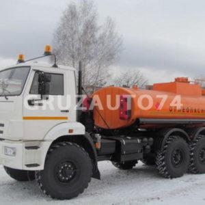 АЦ-10 КАМАЗ 43118