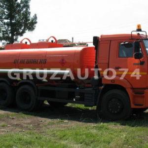 АЦ-12 КАМАЗ 65115