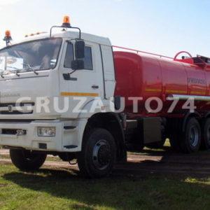 АЦ-15 КАМАЗ 65111