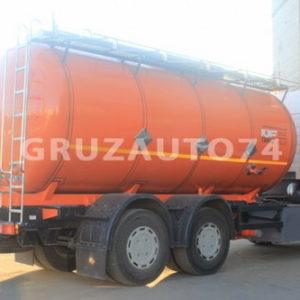 АЦ-17 (битумовоз) на шасси МАЗ 6312В9 для темных нефтепродуктов