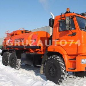 АЦ-8 КАМАЗ 43118