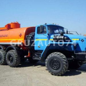 АЦ-9 Урал 4320