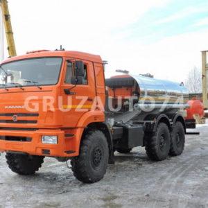 Автоцистерна для питьевой воды АЦПТ- 8 на шасси КАМАЗ-43118
