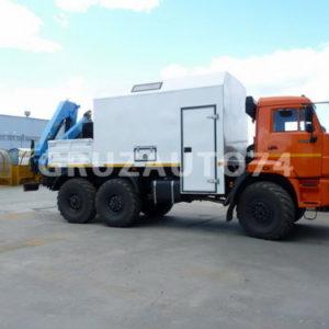 АРОК Камаз 43118-42/-46 (69011A)