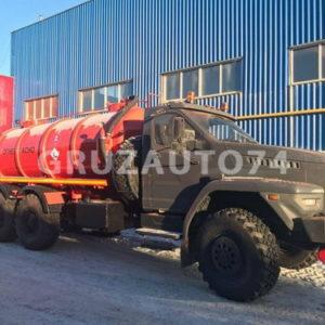 Автомобиль для сбора нефтеконденсата Урал-NEXT 4320-6912-72/74 (АКН-10, 66034P)