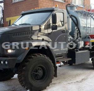 Автомобиль для сбора нефтеконденсата Урал-NEXT 4320-6912-72/74 (АКН-10ОД)