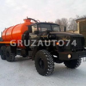 Автомобиль для сбора нефтеконденсата Урал 4320 (АКН-10)