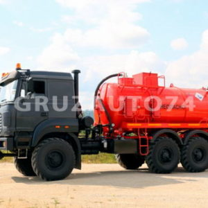 Автомобиль для сбора нефтеконденсата Урал 5557 (АКН-10ОД)