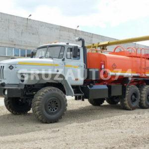 Автотопливозаправщик АТЗ-10 на шасси Урал 4320