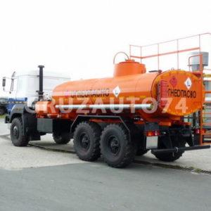 Автотопливозаправщик АТЗ-10 на шасси Урал 4320 (6601A2)
