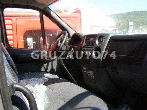 Автотопливозаправщик АТЗ-12 на шасси Урал 4320 NEXT