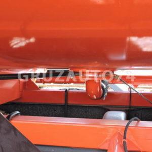 Автотопливозаправщик АТЗ-12 на шасси КАМАЗ-43118