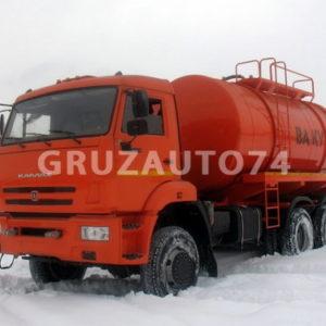Машина вакуумная МВ-15 Камаз 65115 (66031B)