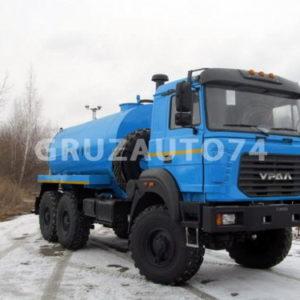Машина вакуумная МВ-10 на шасси Урал-4320