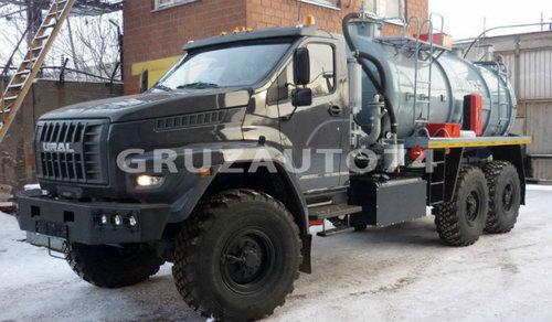 Машина вакуумная МВ-10 Урал-NEXT 4320-6912-72/74 (66034P)