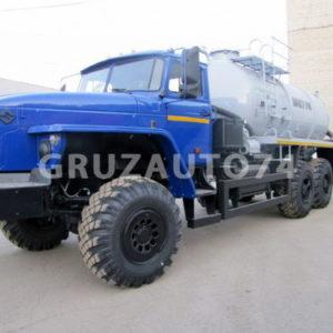 Машина вакуумная МВ- 9 на шасси Урал-4320