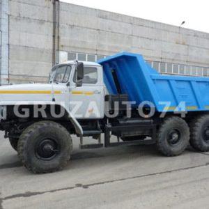 Самосвал Урал 55571-1121-60/-70/-72 с задним бортом (58312A)