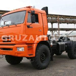 Седельный тягач КамАЗ 53504-6030-50