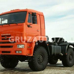 Седельный тягач КамАЗ 65221-6010-53