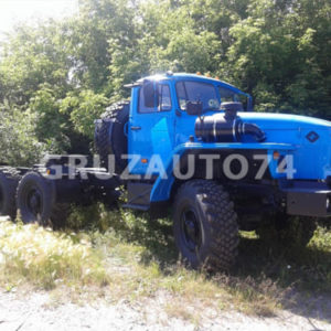 Седельный тягач Урал 44202-0312-60М