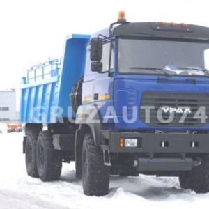Шламовоз Урал 55571-4121-78/-80/-82 (Самосвал 58312G)