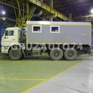 ТБМ Камаз 43118-42/-46 (69011A)