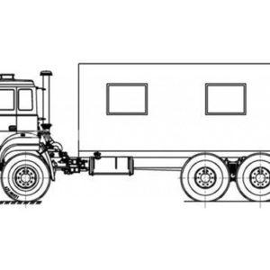 ТБМ Урал 4320-4951-78/-80/-82 (69022P)