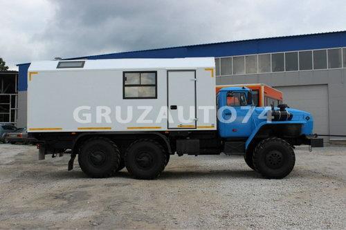 Транспортно бытовая машина (ТБМ) на шасси Урал 4320-60М/-70М/-72М